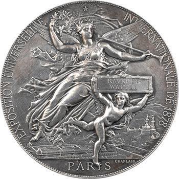 IIIe République, Exposition universelle internationale par Chaplain, 1878 Paris