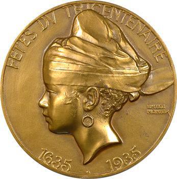 Guyane, fêtes du tricentenaire de la Guyane, par E. Monier, 1935 Paris