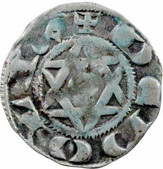 Philippe II Auguste, denier, Déols