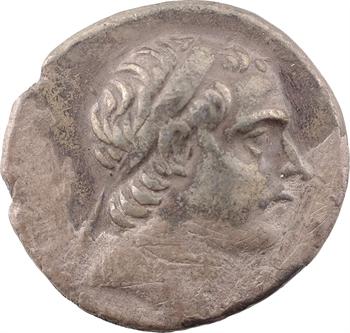 Syrie, Antiochos III le Grand, tétradrachme, Édesse (Mésopotamie), 212-204 av. J.-C