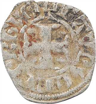 Fauquembergues (seigneurie de), Éléonore, denier, s.d. (1289-1327)