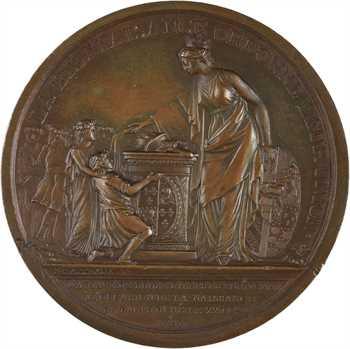 Marie-Antoinette, mariage de 12 filles de Perpignan, par Duvivier, 1781 Paris