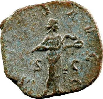 Trébonien Galle, sesterce, Rome, 251-253
