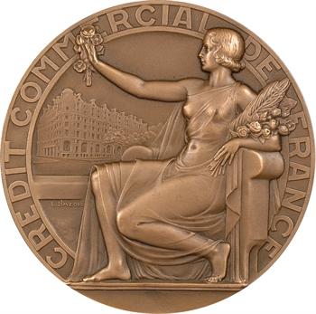 Bazor (L.) : Crédit Commercial de France, 1955 Paris