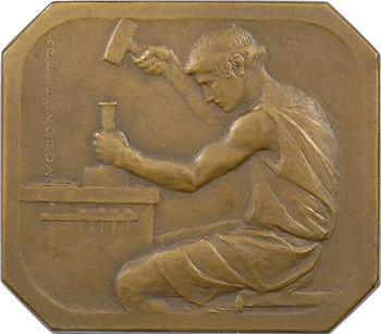 Yencesse (O.) : Janvier et Berchot, réduction et frappe de médailles, s.d (c.1910) Paris