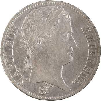 Premier Empire, 5 francs Empire, 1812 Perpignan