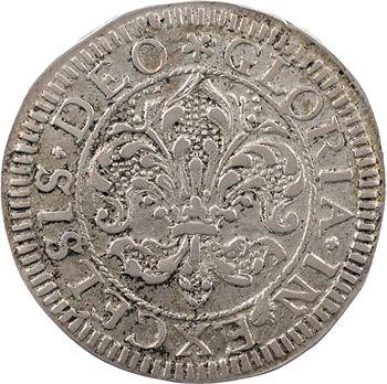 Alsace, Strasbourg (ville de), XII kreuzer ou dreibatzner, s.d. (avant 1680)