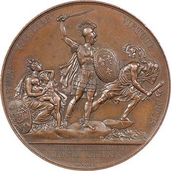 Louis XVIII, restauration du trône d'Espagne, s.d. (c.1823) Paris