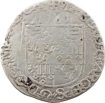 Cambrai (archevêché de), Maximilien de Berghes, 2 1/2 patards, 1561