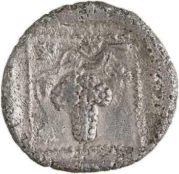 Thrace, Maronée, tétrobole, c.398-385 av. J.-C