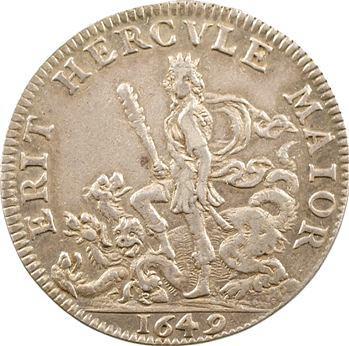 Parties casuelles, Louis XIV, 1648-1649