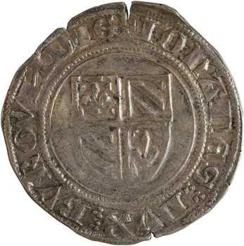 Bourgogne (duché de), Jean sans Peur, grand blanc, Auxonne