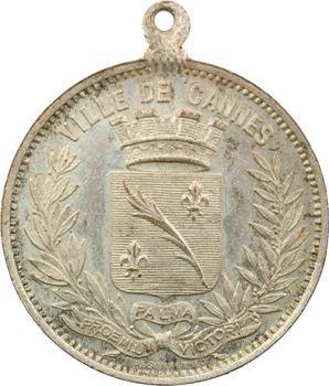 Cannes : centenaire de Lord Brougham, 1879 (Massonnet)