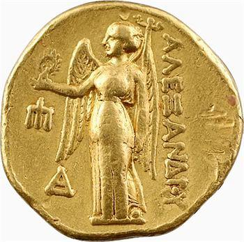 Macédoine, Alexandre le Grand, statère, Amphipolis, c.330-323 av. J.-C.