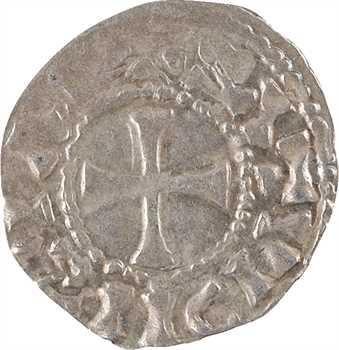 Paris, au nom de Raoul, denier immobilisé, Paris, s.d. (avant 980)