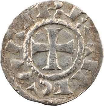 Narbonne (vicomté-archevêché de), Raymond Bérenger, denier, s.d. (1023-1067) Narbonne