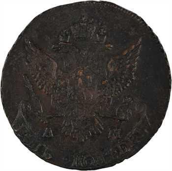 Russie, Catherine II, 5 kopecks, 1790 Annensk