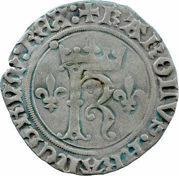 Charles VIII, Karolus ou dizain, Paris