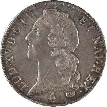 Louis XV, écu au bandeau, 1759/8 Paris