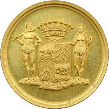 Belgique, Schilde, province d'Anvers, décret royal du 12 octobre 1876