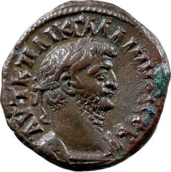 Gallien, tétradrachme, Alexandrie, 266-267 (An 14)
