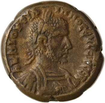 Égypte, Philippe Ier, tétradrachme, Alexandrie, An 5