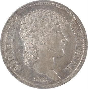 Italie, Naples et Deux-Siciles (royaume de), Murat, 5 lire, 1813 Naples