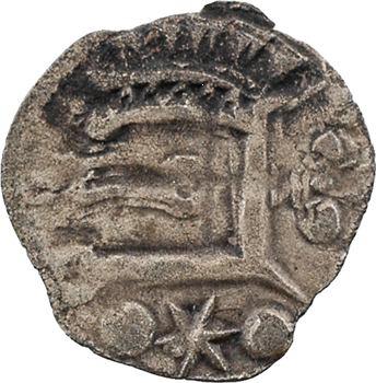 Orléanais, Blois (comté de), Hugues, obole, s.d. (1292-1303)