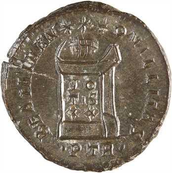 Constantin Ier le Grand, nummus, Trèves, 1re officine, 322-323