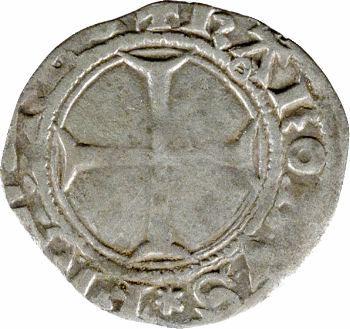 Charles VIII, liard du Dauphiné, Romans