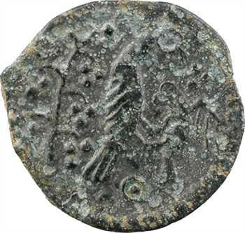 Carnutes, bronze à l'aigle, à l'aiglon, et au gui, c.Ier s. av. J.-C.