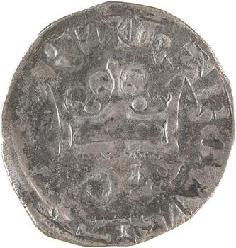 Charles IV, double parisis, 1re émission