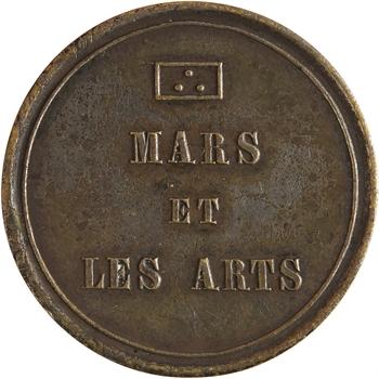 Orient de Paris, Mars et les Arts, s.d. Paris