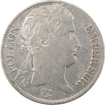 Premier Empire, 5 francs Empire, 1812 Lyon
