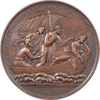 Vatican, Pie IX, défense des droits de l'Église, par Speranza, An XXIV (1869) Rome