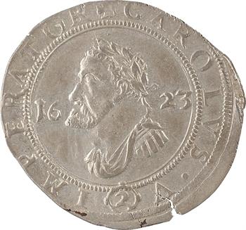 Besançon (ville de), quart de teston ou 2 gros, 1623