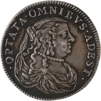 Anne d'Autriche, 1666