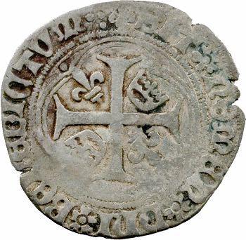Louis XII, grand blanc à la couronne, Villeneuve-lès-Avignon