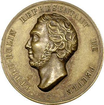 IIe République, Ledru-Rollin, élections pour la Constituante, 18-19 avril 1848