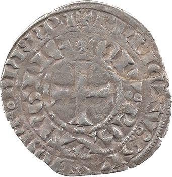 Aquitaine (duché d'), Édouard II, maille blanche Hibernie 2e type