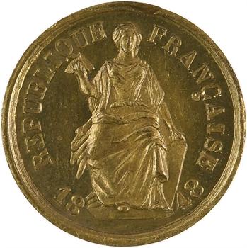 IIe République, la République Française, 1848, Paris
