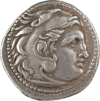 Macédoine, Alexandre le Grand, drachme, Magnésie du Méandre, c.305-297 av. J.-C.