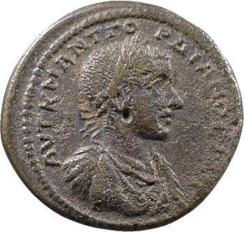 Moésie inférieure, Tomis, Gordien III, moyen bronze, 238-244