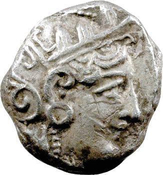 Attique, tétradrachme, Athènes, c.393-323 av. J.-C.