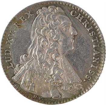 Louis XV, les États de Bourgogne, 1740 Paris