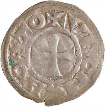 Vendôme (comté de), denier anonyme (9 points), s.d. (c.1180-1205)