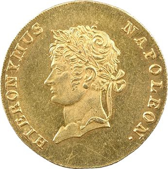 Allemagne, Westphalie (royaume de), Jérôme Napoléon, X thaler 2e type, 1812 Brunswick