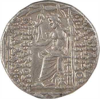 Syrie, Philippe Philadelphe, tétradrachme, Antioche, 92-83 av. J.-C