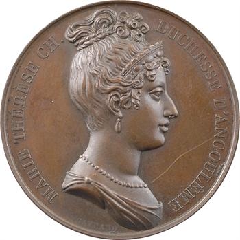 Hommage à la duchesse d'Angoulême, par Gayrard, s.d. Paris