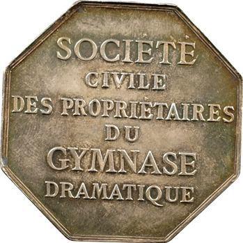 IIIe République, Société du Gymnase dramatique, s.d